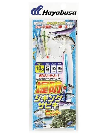 Пилькер-сабики Hayabusa HA280 10g 20g 30g