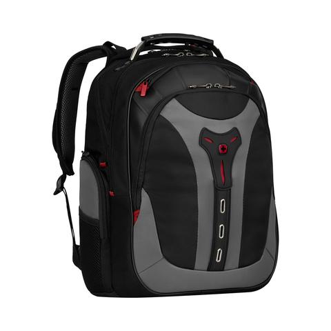 Городской рюкзак чёрно-серый 25 л WENGER Pegasus 600639