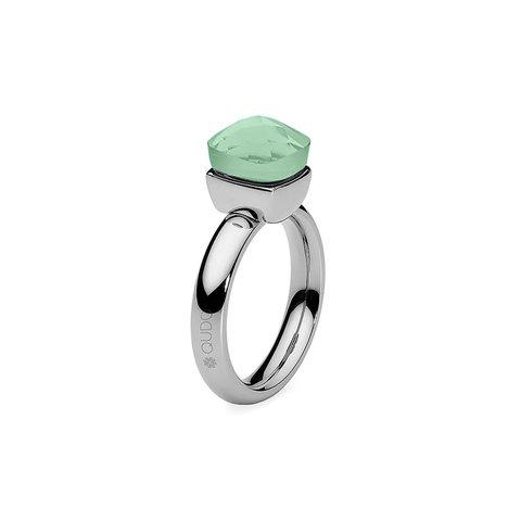 Кольцо Firenze chrysolite 17.2 мм 610146/17.2 G/S