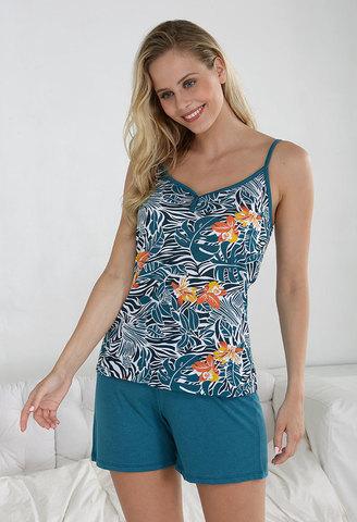 Пижама женская с шортами Massana MP_211227
