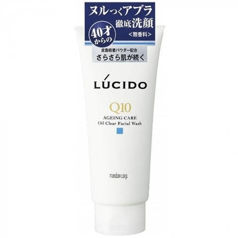 Пенка для мужчин Mandom растворяющая жировые загрязнения в порах кожи лица 130 гр