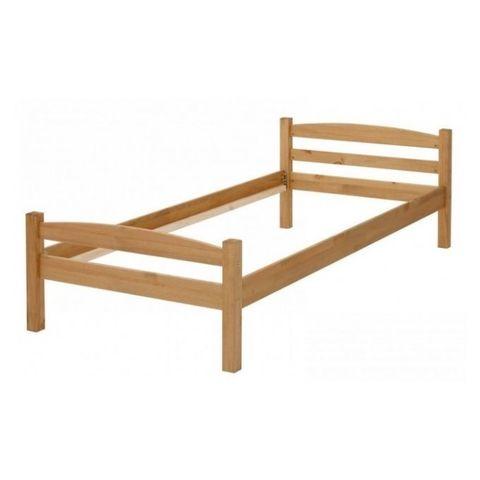Кровать из массива Гольф, 90x200 (датский бейц)