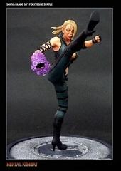 Mortal Kombat Sonya Blade 10