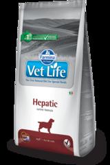 Корм для собак, FARMINA Vet Life HEPATIC, при печеночной недостаточности
