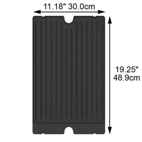 Чугунная планче для Monarch Series (37 см x 27,5 см)