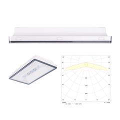 Аварийные светодиодные светильники освещения эвакуационных путей Vella LED SC IP65 Intelight