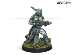 Order Sergeant (вооружен Combi Rifle)