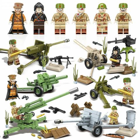 Минифигурки Военных Советская Армия серия 410