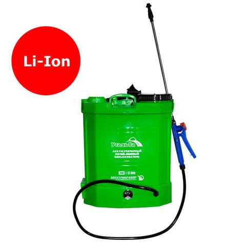 Аккумуляторный опрыскиватель Усадьба ESL-12L (бак 10 л)