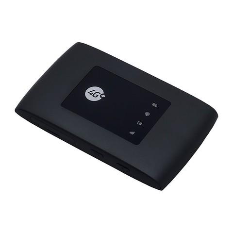 ZTE MF920 Мегафон 3G/4G LTE мобильный WiFi роутер (любая СИМ) черный