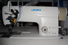 Фото: Двухигольная прямострочная швейная машина Juki LH-3168 SF