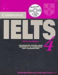 Cambridge IELTS 4 Self Study Pack
