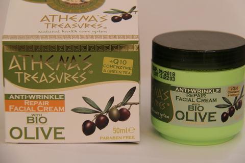 Крем ATHENA'S TREASURES для лица от морщин