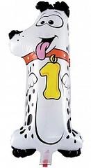 К Цифра, 1 Собака, с клапаном (16''/41 см), 1 шт.