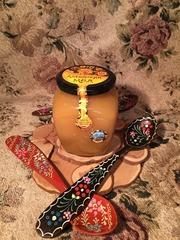 Натуральный горный алтайский мед  1 кг