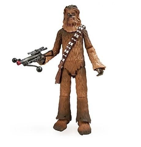Звездные войны фигурка говорящий Чубакка — Star Wars The Force Awakens Talking Chewbacca