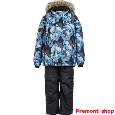 Зимний комплект Premont Кермодский медведь WP82205