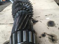 Шестерня 3-й передачи КПП МАН ТГА 26 зуб.  (ZF 1315 303 004, MAN 81.32302.0052, RVI 5001848217, Iveco 93190512)   №3 - 81323020052 Наклонное колесо