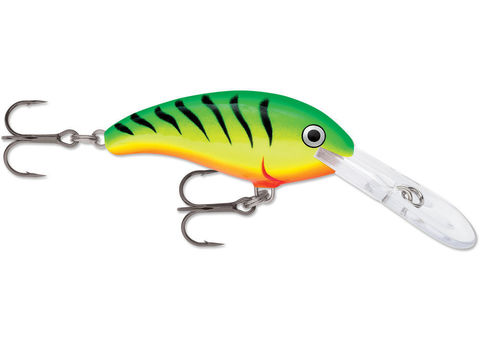 Воблер RAPALA Shad Dancer 4 см, 5 г, цвет FT