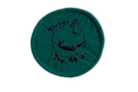Картинка фризби Ticket to the Moon Pocket Frisbee Emerald Green - 1