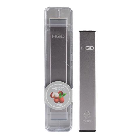 Одноразовая электронная сигарета HQD Ultra Stick Lychee (Личи) 1 шт