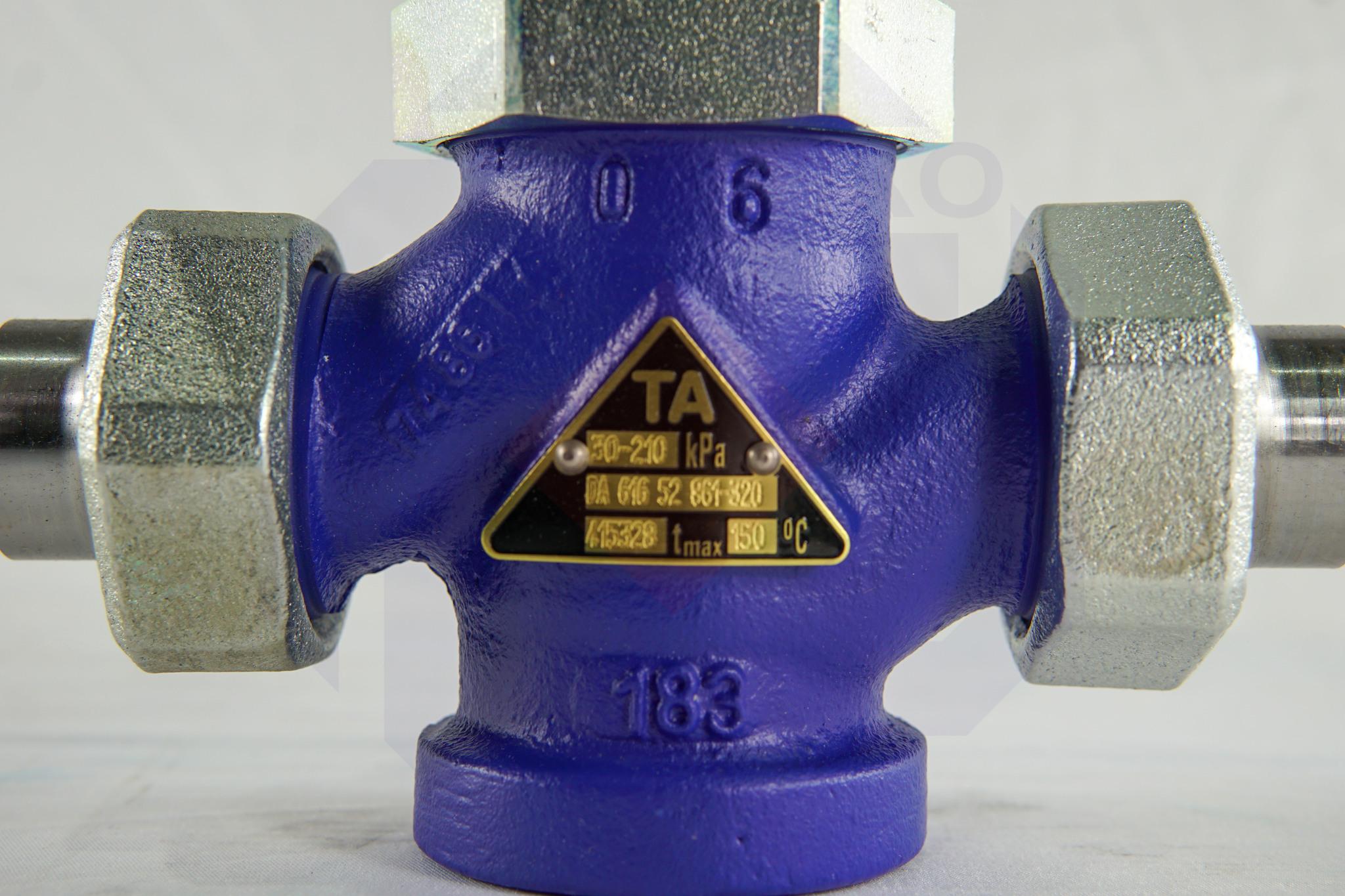 Регулятор перепада давления под приварку IMI DA 616 DN 20