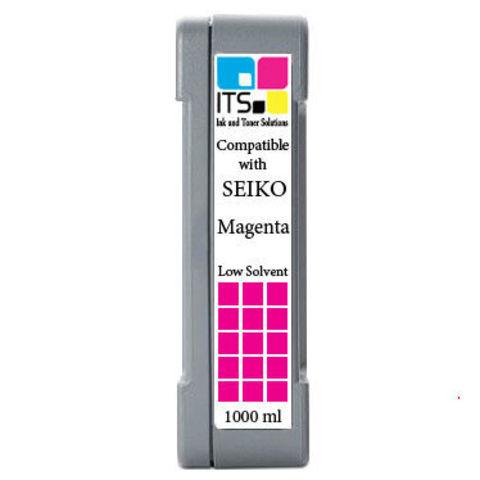Картридж для Seiko 64S / 100S Magenta 1000 мл