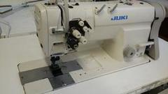 Фото: Двухигольная прямострочная швейная машина Juki LH-3178 GF