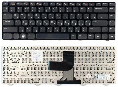 Клавиатура Dell N5040 N5050 N4110 Vostro 3350 3450 3550 3555