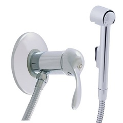Гигиенический душ с прогрессивным смесителем RavSlezak Labe L047 фото