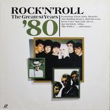 Сборник / Rock'N'Roll Greatest Years: 1980 (LD)
