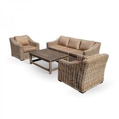 Комплект мебели из натурального ротанга KM-2003
