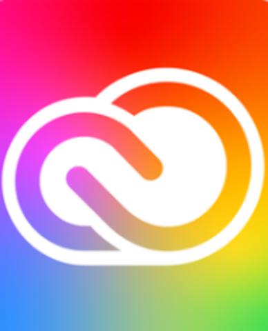 Adobe Creative Cloud + 100Гб облака (цифровой ключ)