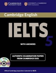 Cambridge IELTS 5 Self-study Pack