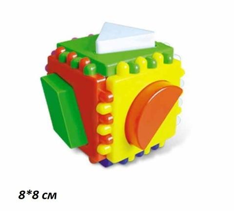 Логический куб 01314 малый /Стеллар/