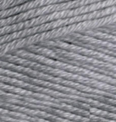 Пряжа Bella Alize 87 Угольно-серый