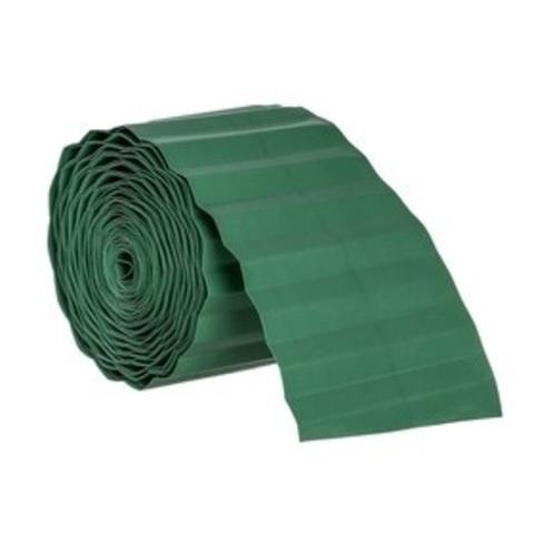 Лента бордюрная h10см 9м цвет зеленый Урожайная сотка