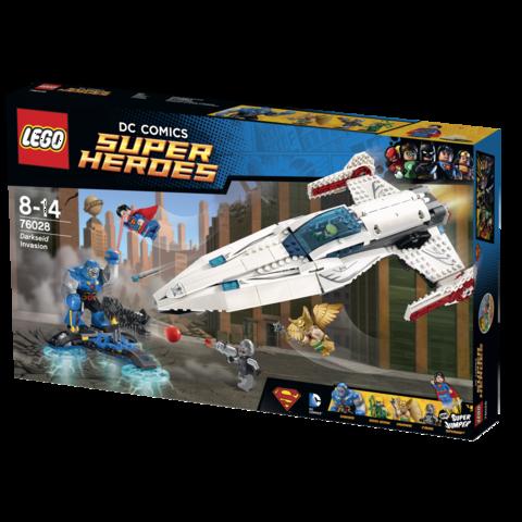 LEGO Super Heroes: Вторжение Дарксайда 76028 — Лего Супергерои — Darkseid Invasion