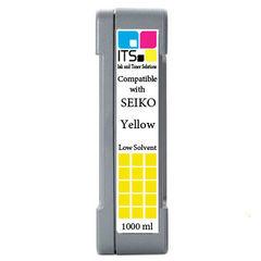 Картридж для Seiko 64S / 100S Yellow 1000 мл