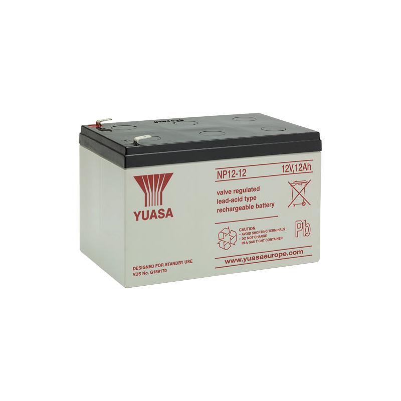 Аккумуляторные батареи Yuasa NP