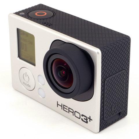 Камера GoPro Hero 3+ в аренду в Перми