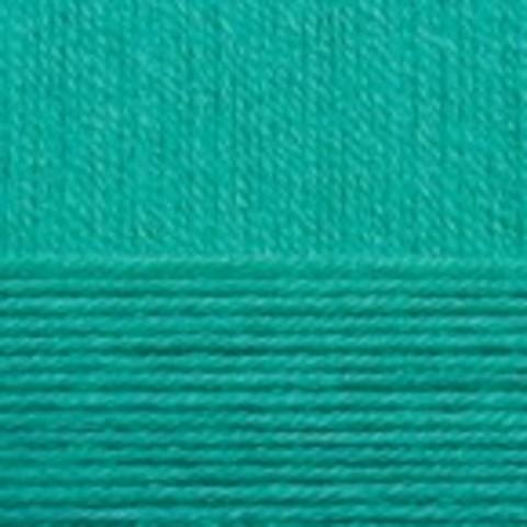 Купить Пряжа Пехорка Детская новинка Код цвета 581-Св.изумруд | Интернет-магазин пряжи «Пряха»