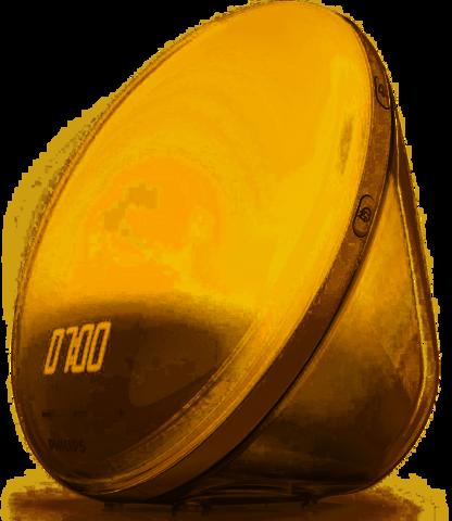 Будильник световой PHILIPS HF3520/70