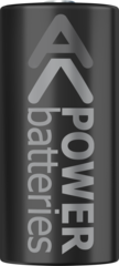 Аккумулятор 16340 (CR123) LiFePO4 400mAh 3,2V (3,0V) с платой защиты