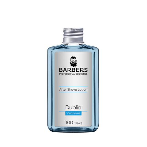 Тонізуючий лосьйон після гоління Barbers Dublin 100 мл (1)