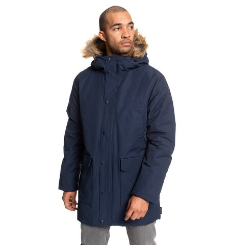 Куртка DC BAMBURGH M JCKT BTL0 BLACK IRIS