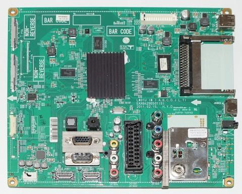 EAX64290501(0) EBR73156234 EBL60721201 mainboard телевизора LG