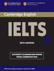 Cambridge IELTS 6 Students Book with answers