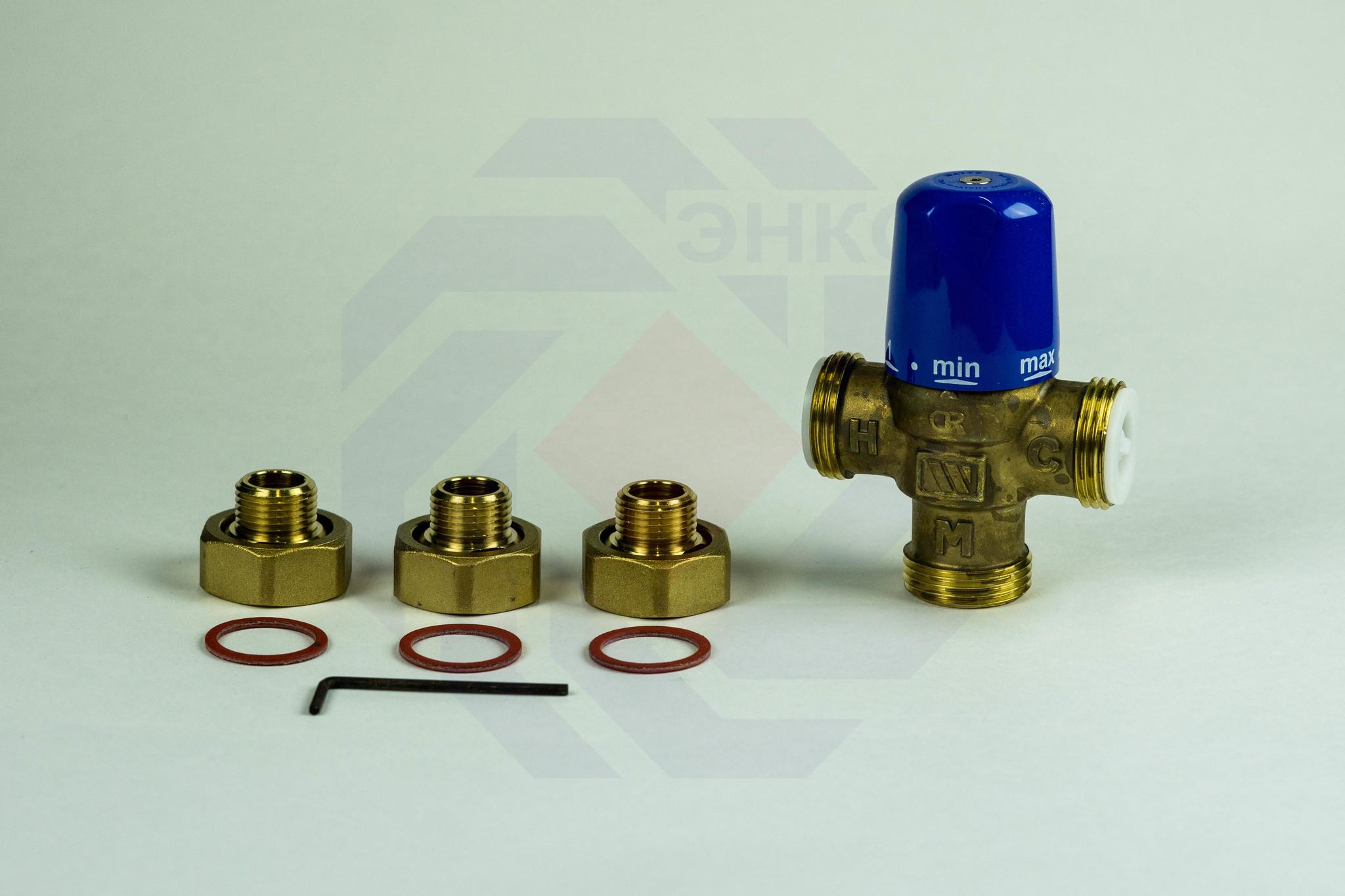 Клапан смесительный термостатический WATTS MMV ½