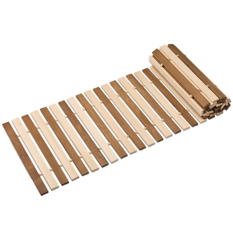 Коврик-дорожка деревянный 2 метра